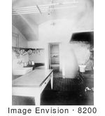 #8200 Picture Of White House Kitchen