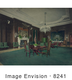 #8241 Picture Of State Dining Room