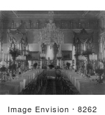 #8262 Picture Of Yildiz Sarayi Dining Room