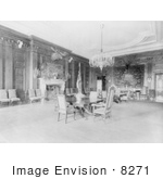 #8271 Picture Of State Dining Room
