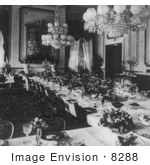 #8288 Picture Of State Dining Room