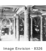 #8326 Picture Of Lobby Of Willard Hotel