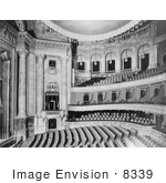 #8339 Picture Of A Theater Interior
