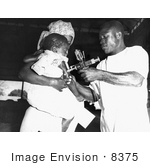 #8375 Picture Of Togolese Child Getting A Smallpox Vaccine - 1967