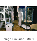#8389 Picture of Two Isolation Bed Units That Were Used During Deadly Viral Outbreaks - 1977 by KAPD