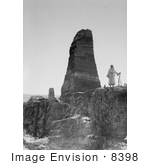 #8398 Picture Of Obelisks Obelisk Ridge Petra