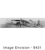#8431 Image Of The Uss Shenandoah Disaster