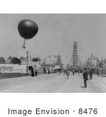 #8476 Picture of the World's Columbian Exposition, 1893 by JVPD