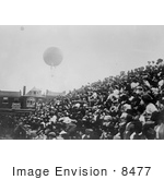 #8477 Picture Of A Balloon Race In St Louis