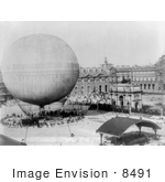 #8491 Picture Of Gifford'S Balloon
