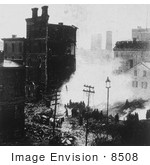#8508 Picture Of The Hartford Hotel Disaster