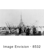 #8532 Picture Of L2 Airship Wreckage