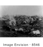 #8546 Picture Of The Johnstown Flood Of 1889
