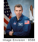 #8588 Picture Of Astronaut Andrew J Feustel