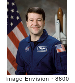 #8600 Picture Of Astronaut Of Nicholas James Macdonald Patrick