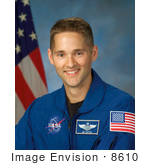 #8610 Picture Of Astronaut James Patrick Dutton Jr