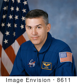 #8611 Picture Of Astronaut Lee Miller Emile Morin