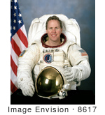 #8617 Picture Of Astronaut Thomas David Jones