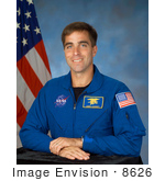 #8626 Picture Of Astronaut Christopher John Cassidy