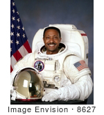 #8627 Picture Of Astronaut Winston Elliott Scott