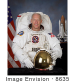 #8635 Picture Of Astronaut Patrick Graham Forrester