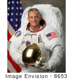 #8653 Picture of Astronaut John Daniel Olivas by JVPD