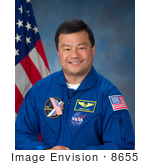 #8655 Picture Of Astronaut Leroy Norman Chiao