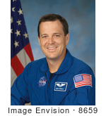 #8659 Picture Of Astronaut Richard Rorbert Arnold Ii