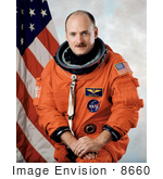 #8660 Picture Of Astronaut Scott Joseph Kelly