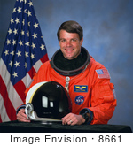 #8661 Picture Of Astronaut Kevin Richard Kregel
