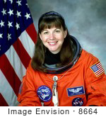 #8664 Picture Of Astronaut Catherine Grace Coleman