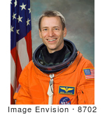 #8702 Picture Of Astronaut Gregory Carl Johnson
