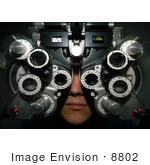#8802 Picture Of A Sailor Using A Refractor