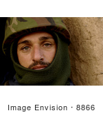 #8866 Picture Of An Iraqi Policeman