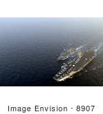 #8907 Picture Of Aircraft Carriers