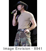 #8941 Picture Of Tim Mcgraw