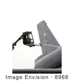 #8968 Picture Of De-Icing A Kc-10a Extender