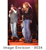 #9034 Picture Of John Popper And Jamie O'Neal