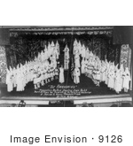 #9126 Picture of a KKK Presentation of The Awakening by JVPD