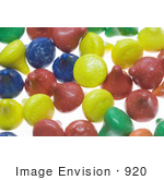 #920 Photo of Colorful Candy Coated Chocolates by Jamie Voetsch