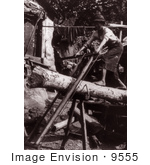#9555 Picture Of A Saw Mill
