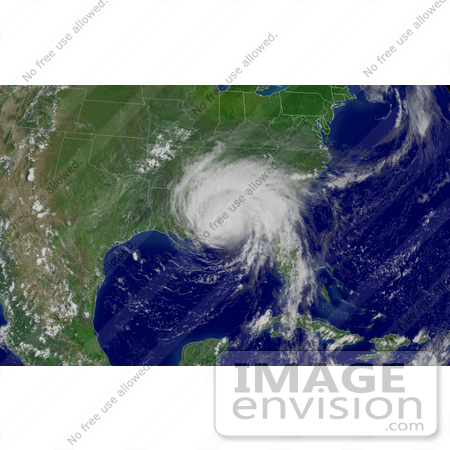 #10088 Picture of Hurricane Dennis by JVPD