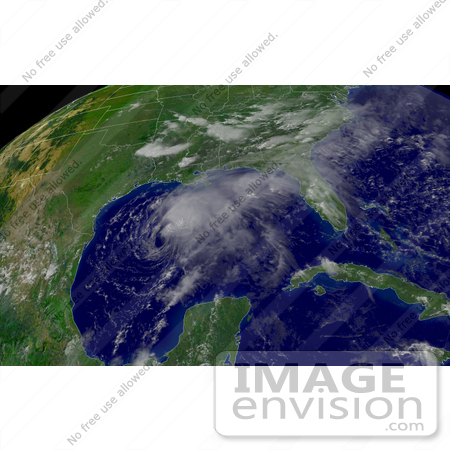 #10482 Picture of Tropical Storm Claudette by JVPD
