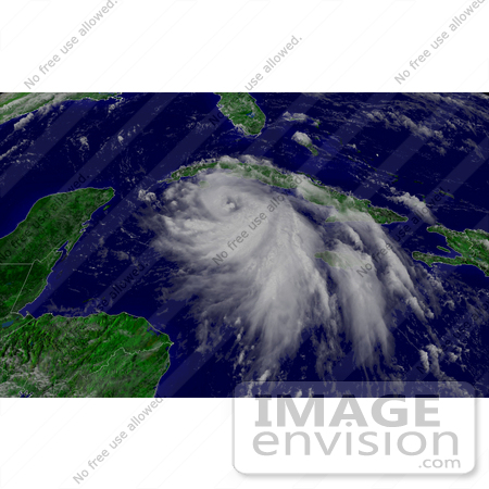 #10525 Picture of Tropical Storm Isidore by JVPD