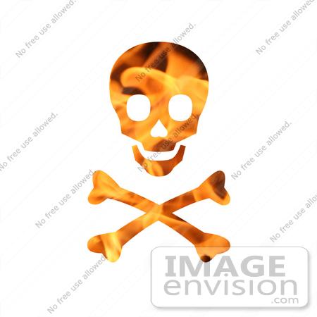 pics of skulls with flames. flaming skull andflaming