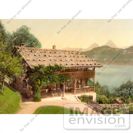 Picture of Home on Lake Lucerne in Rutli Meadow | #11776 ...