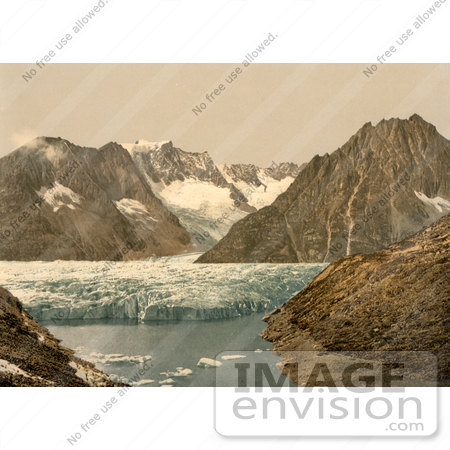 #12071 Picture of Marjelensee Glacier, Switzerland by JVPD