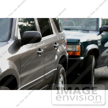 #12185 Picture of Parked Cars by Jamie Voetsch