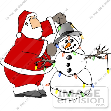 Royalty-Free Snowman Stock Clipart & Cartoons | Page 1