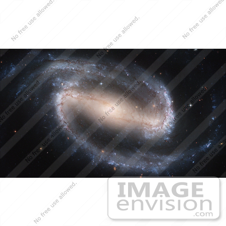 #1324 Photo of the Barred Spiral Galaxy (NGC 1300) in the Eridanus Constellation by JVPD